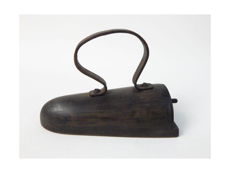 Antique Iron with Cast Iron Insert