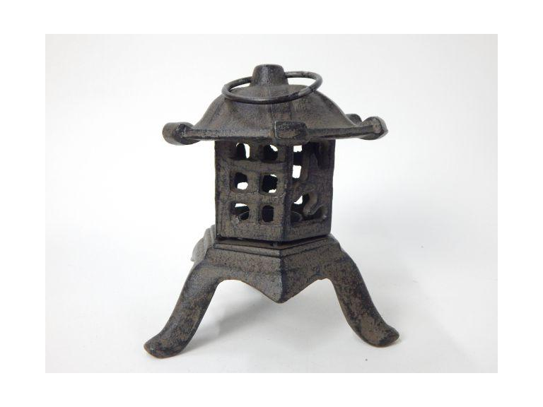 Cast Iron Tea Candle Stand