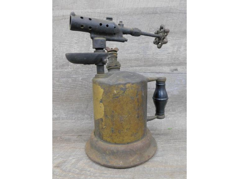 Primitive Brass Blow Torch