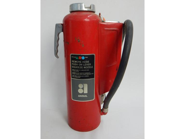 Ansul Company Industrial Fire Extinguisher