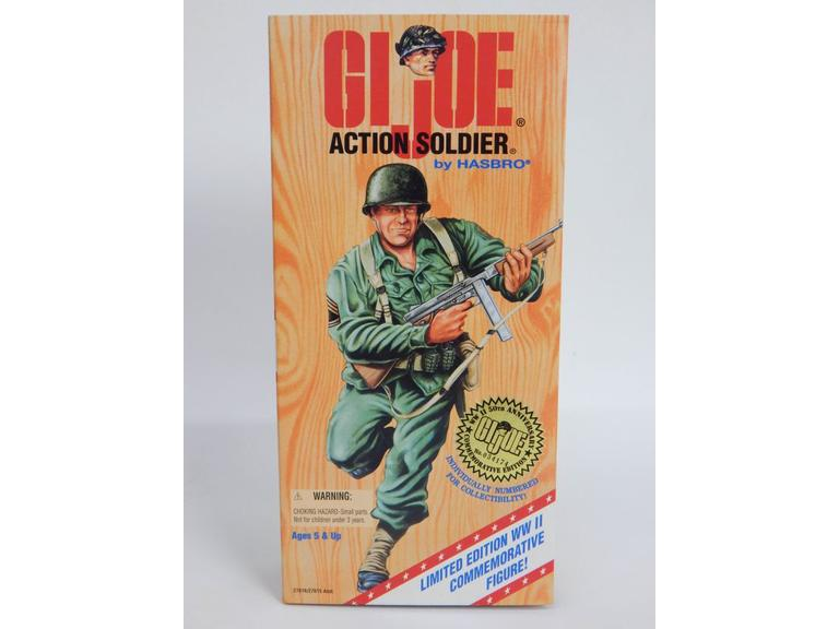 GI Joe Action Soldier Figure