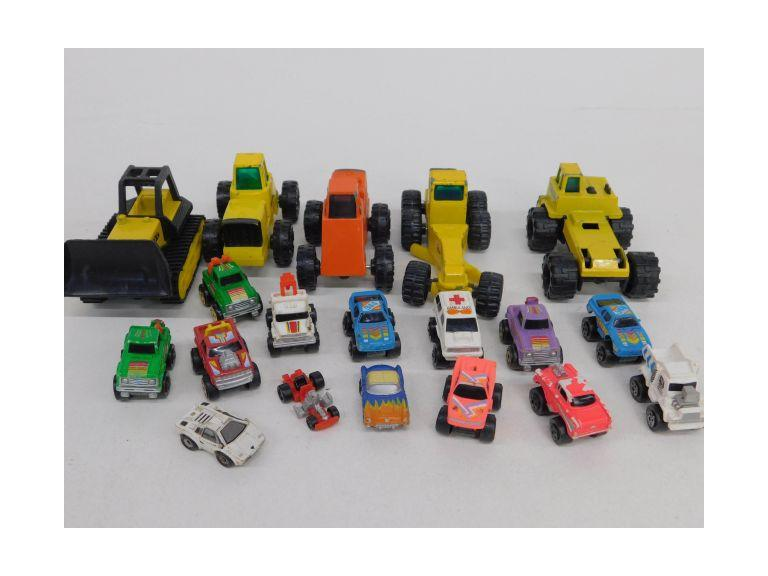 McDonald's Happy Meal Toy Car Lot