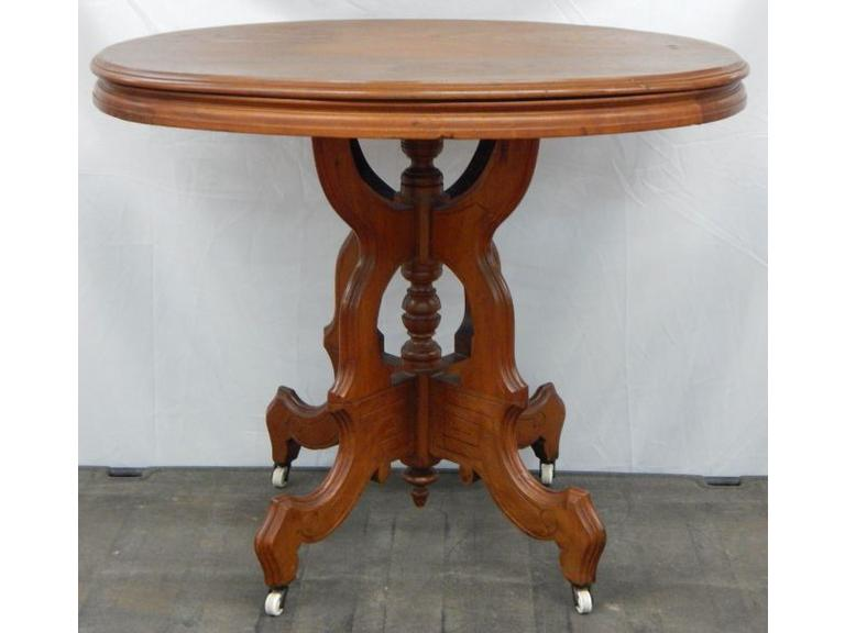 Eastlake Style Accent Table