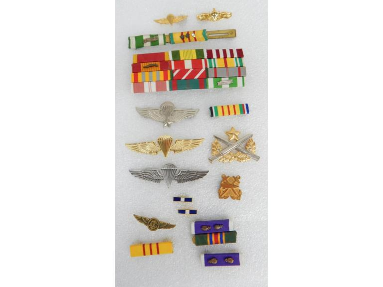 Collection of Military Pins