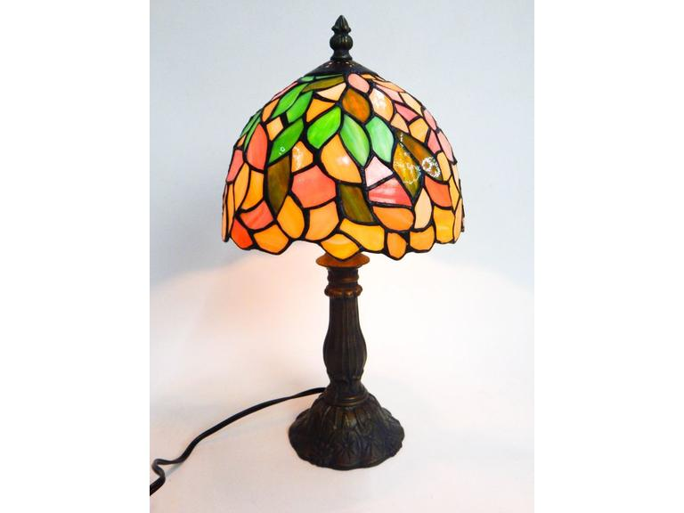 Stained Glass Touch Lamp