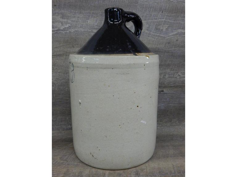 Antique 3 Gallon Stoneware Jug