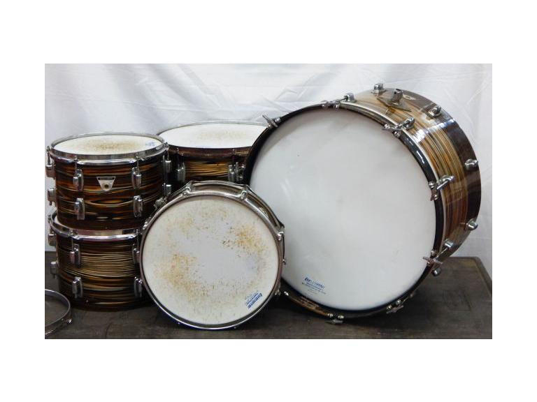 Ludwig Standard Gold Strata Drums