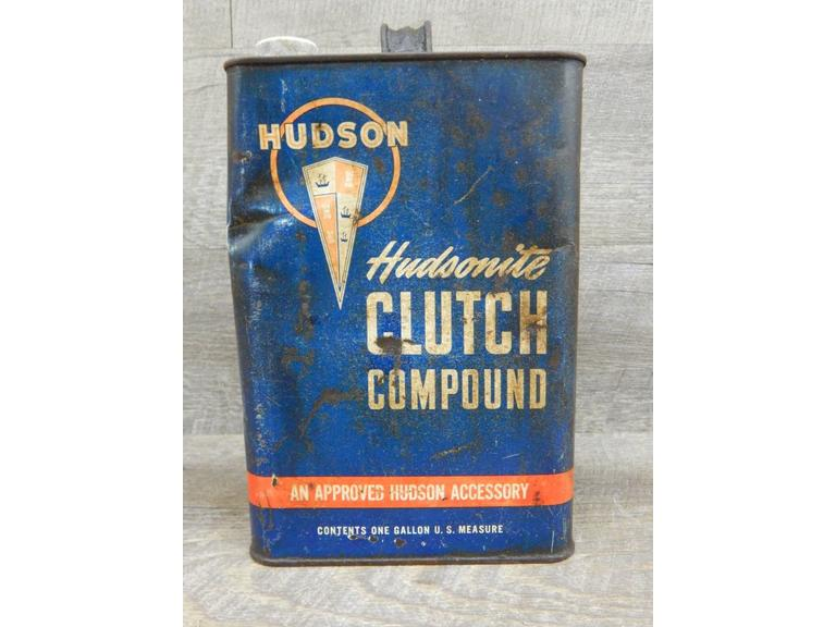 Hudson Clutch Compound Can