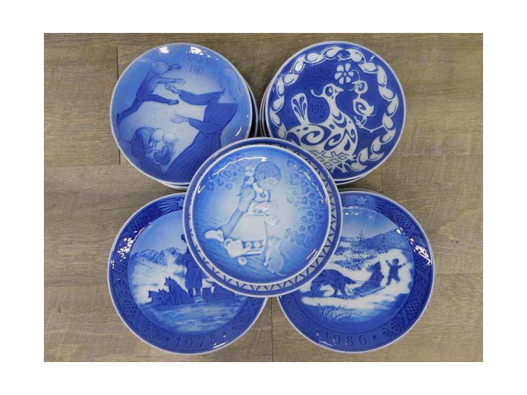 Royal Copenhagen Collector's Plates