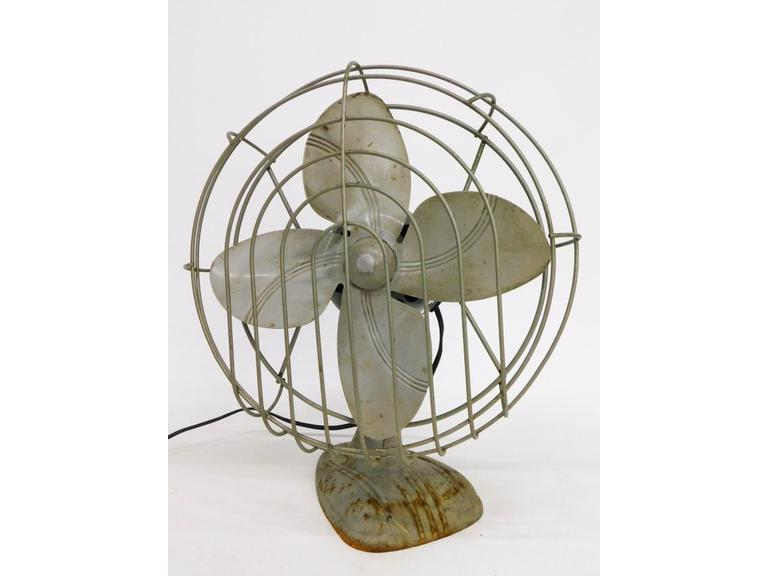 Vintage Dominion Desk Fan