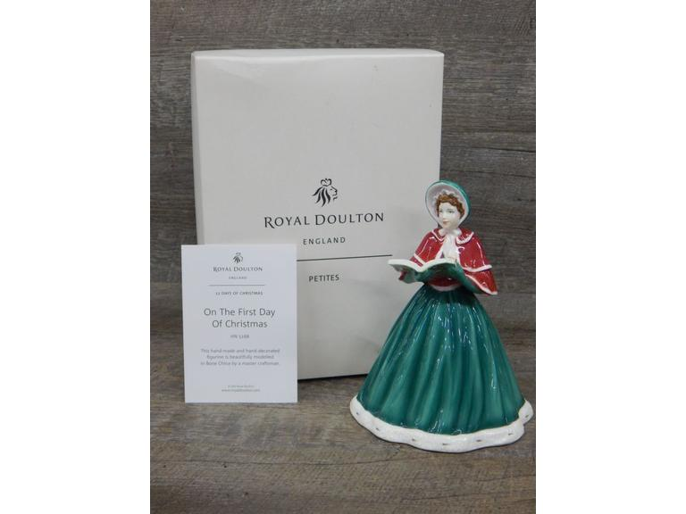 Royal Doulton First Day of Christmas Figurine