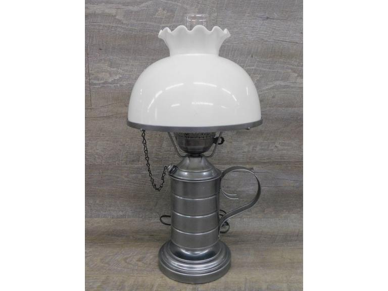 Lantern Style Lamp With Shade