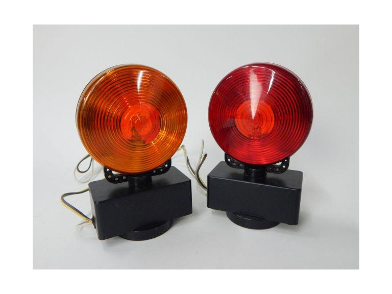 Magnetic 12 Volt Tow Lights