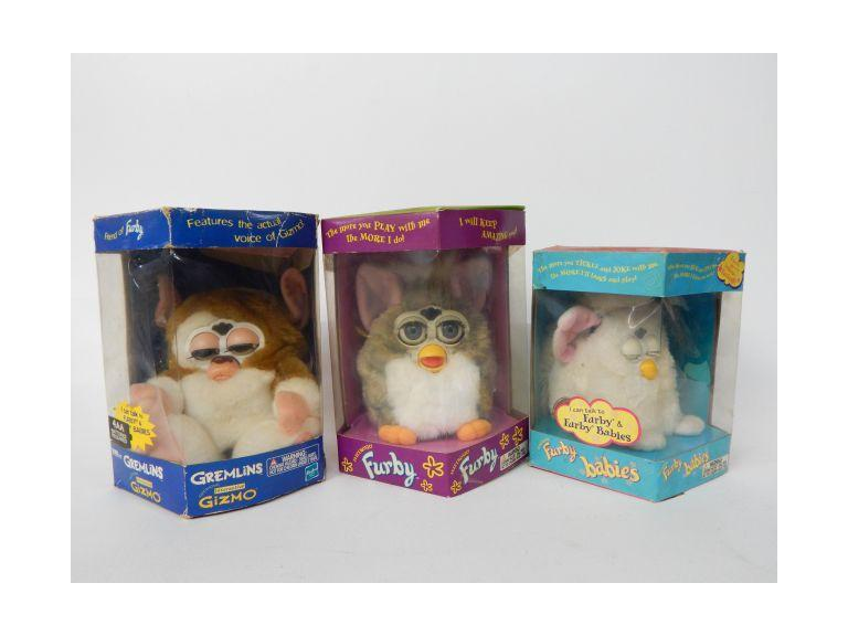 Electronic Furbies
