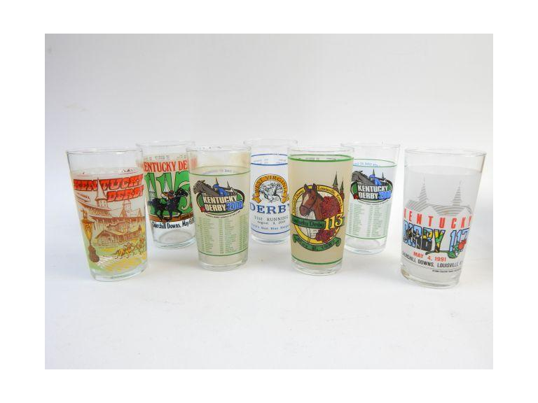 Kentucky Derby Glasses