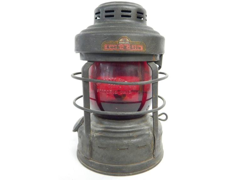 Antique Luck-E-Lite Lantern