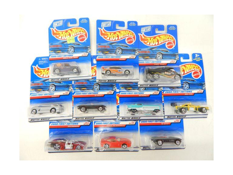 New Hot Wheels Cars