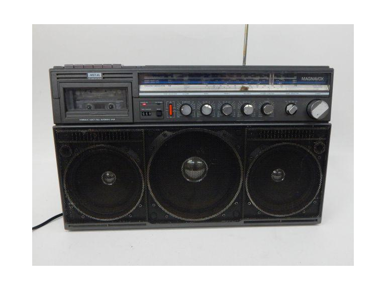 Large Boom Box radio