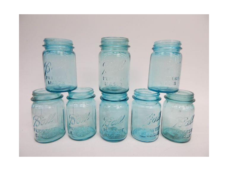 Ball Blue Mason Jars