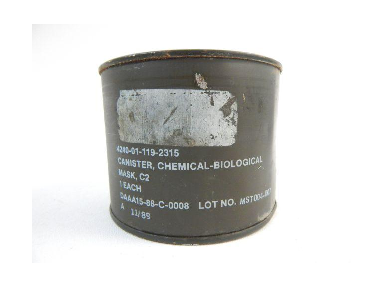 Military Chemical Mask