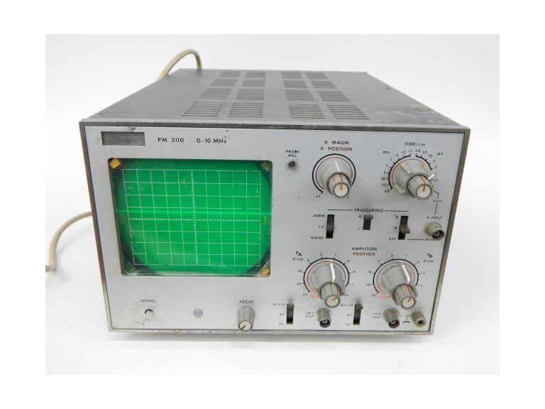 Philips Oscilloscope