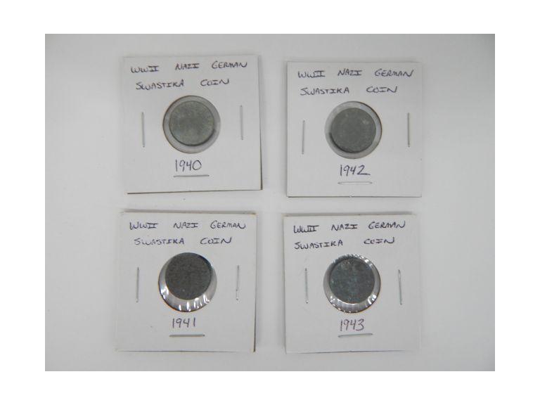 Route 8 Auctions   WW2 Nazi Coins