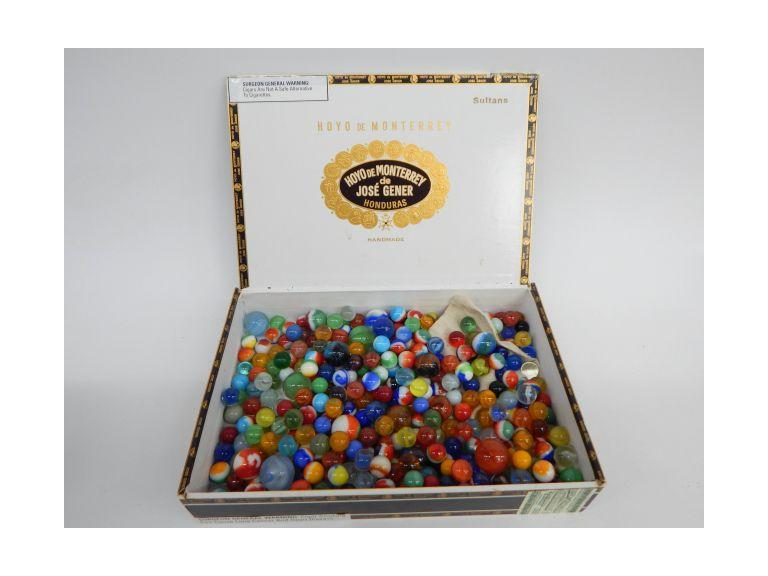 Collection of Marbles