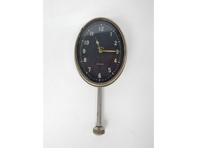 Antique Jaeger Car Clock