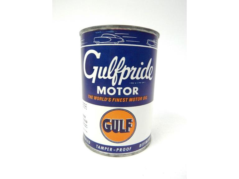 Golf Motor Oil Can