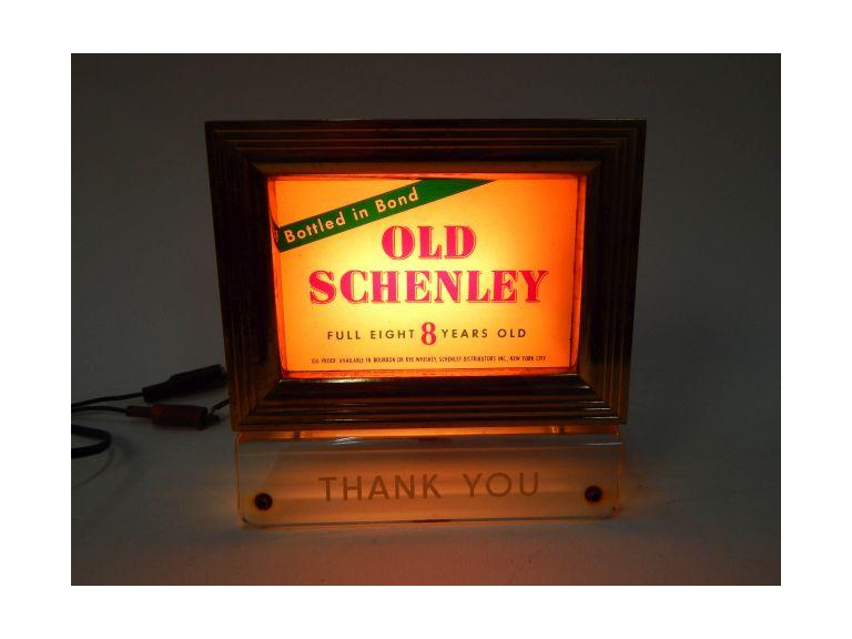 Light-Up Bar Sign