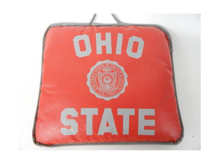 Ohio State Seat Cushion