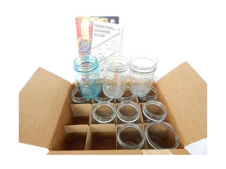 Pint Canning Jars