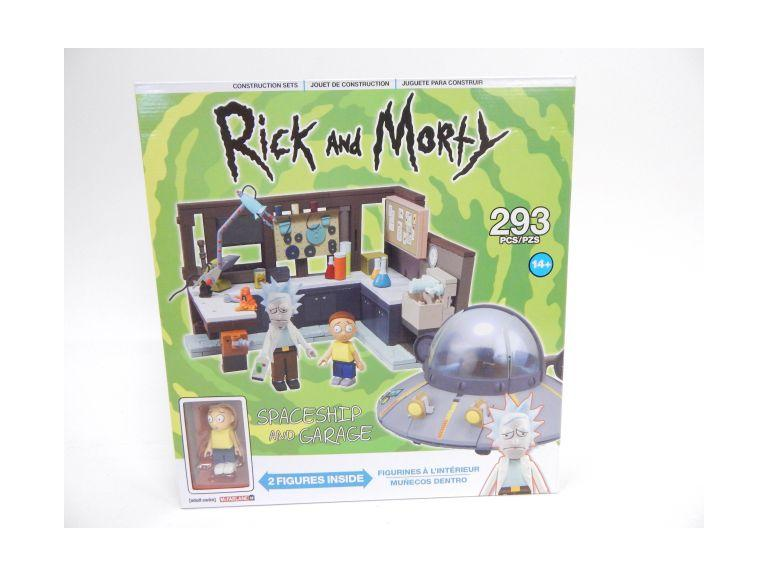 Rick and Morty Play Set