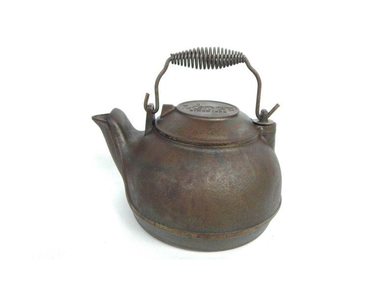 Cast Iron Water Kettle