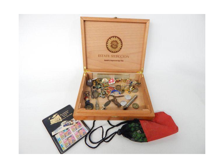 Cigar Treasure Box