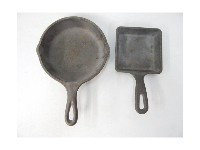 Small Cast Iron Skillets