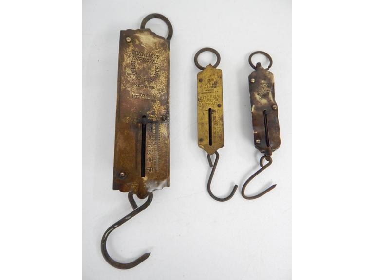 Antique Spring Scales