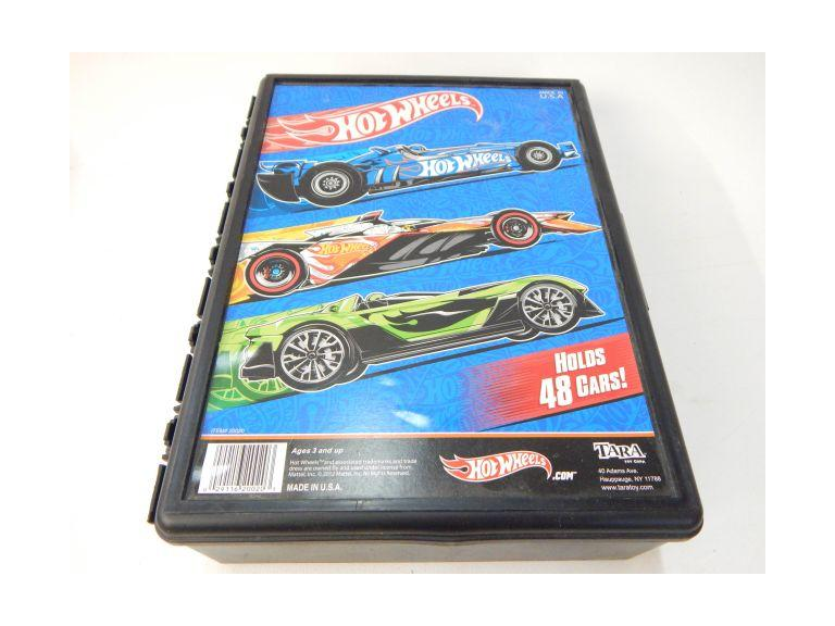 Hot Wheels Case