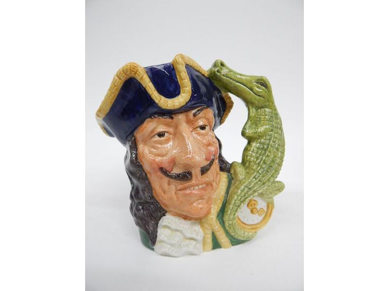 Royal Doulton Cpt. Hook
