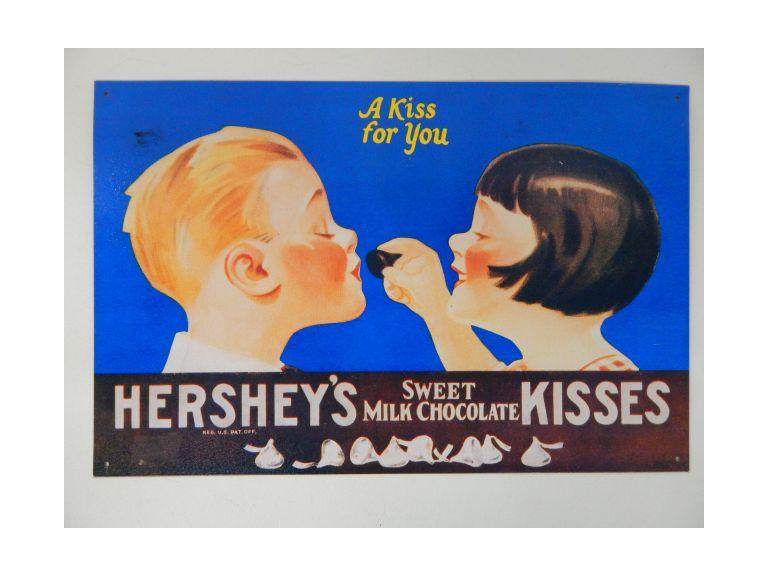 Hershey's Ad Sign
