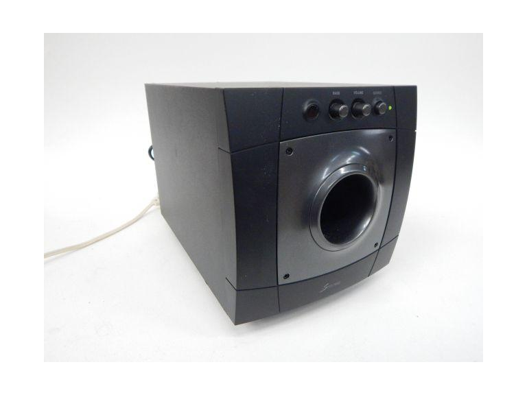 Small Bass Speaker