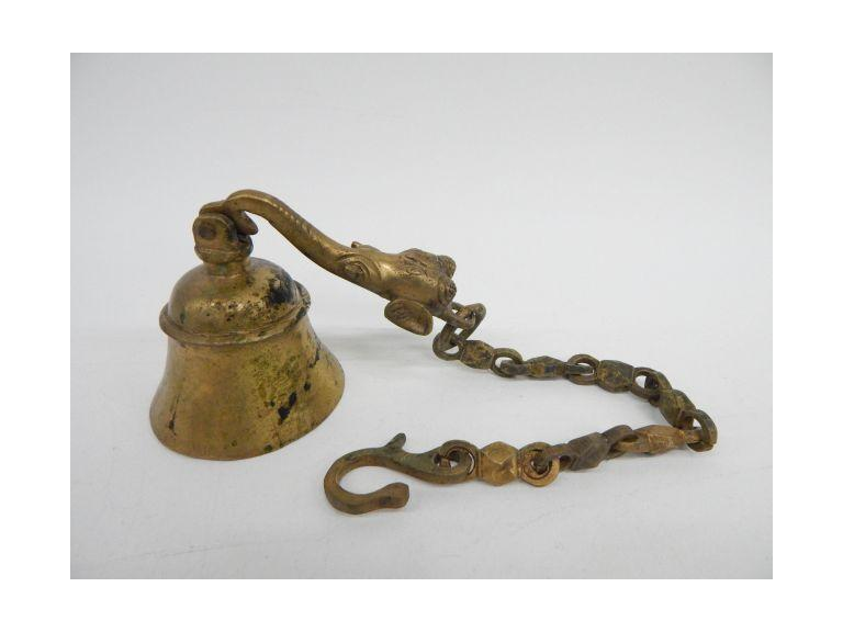 Ceremonial Brass Bell