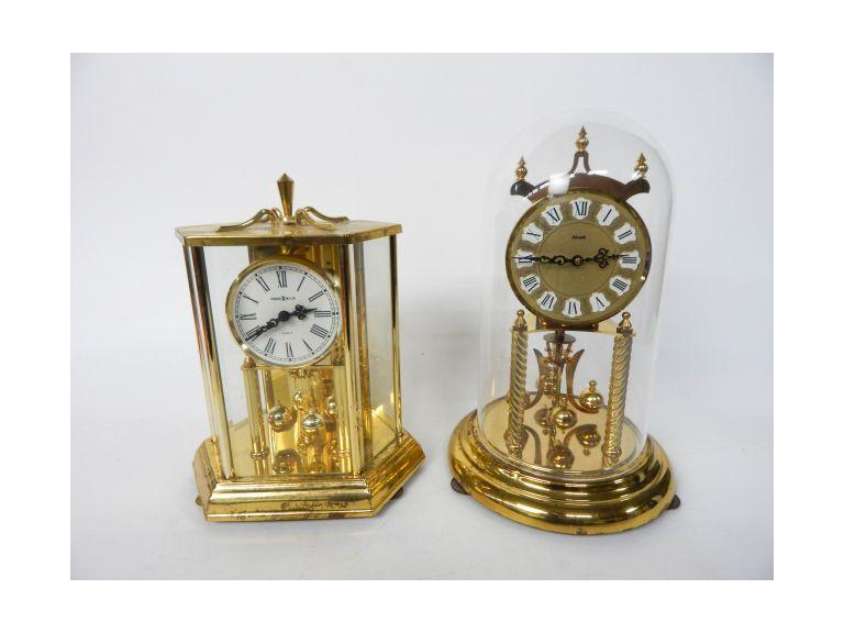 Brass Anniversary Clocks