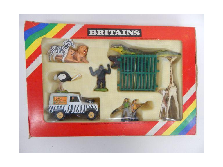 Britains Model Toy Set