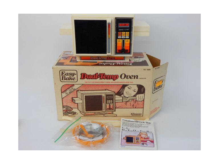 Easy Bake Oven Set