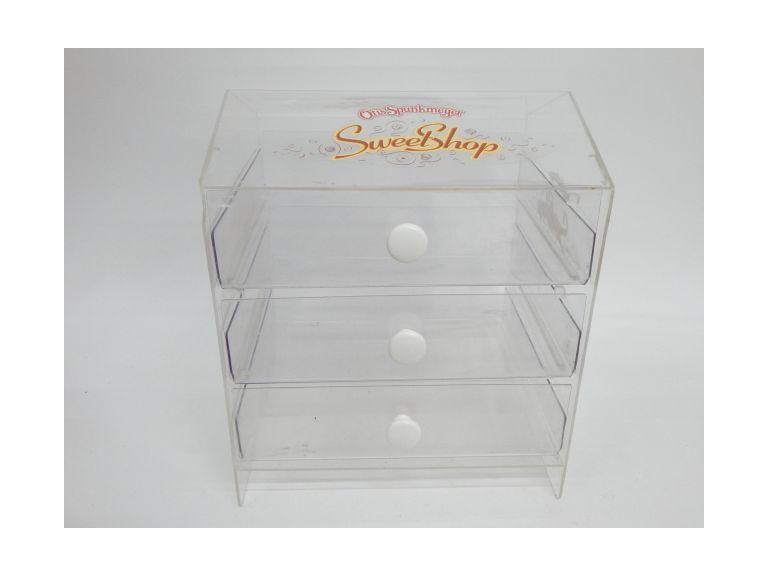 Plastic Display Case