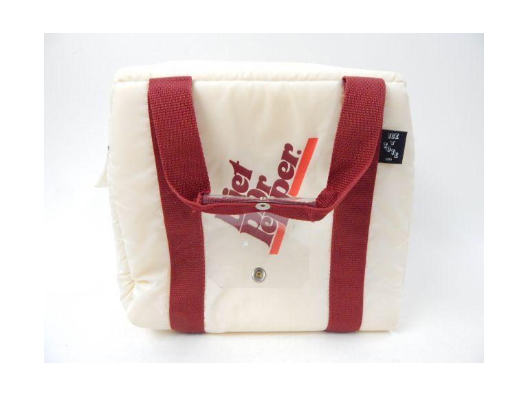 Dr. Pepper Insulated Bag