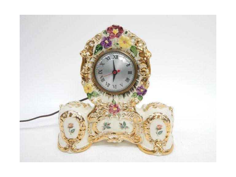 Sessions Porcelain Clock