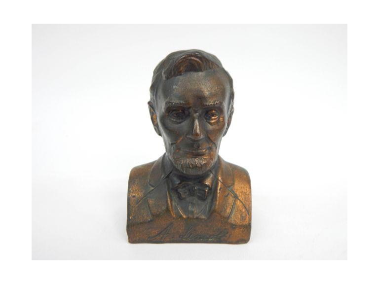 Abe Lincoln Coin Bank