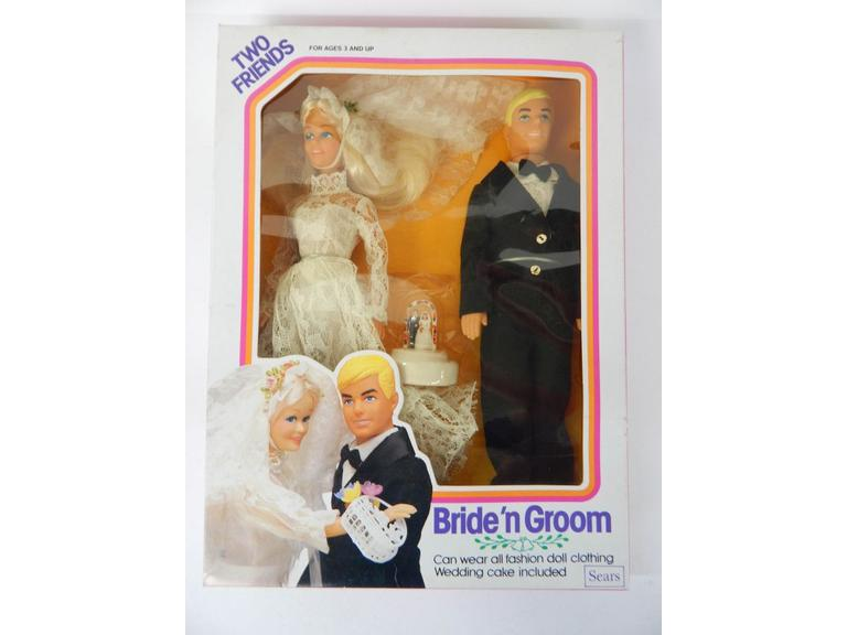 Sears Bride & Groom